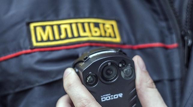 Сотрудников ГАИ оснастят нагрудными видеорегистраторами