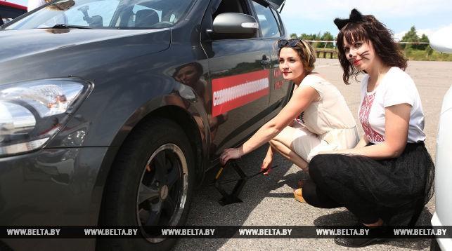 В Лиде определят лучшую автоледи Гродненской области