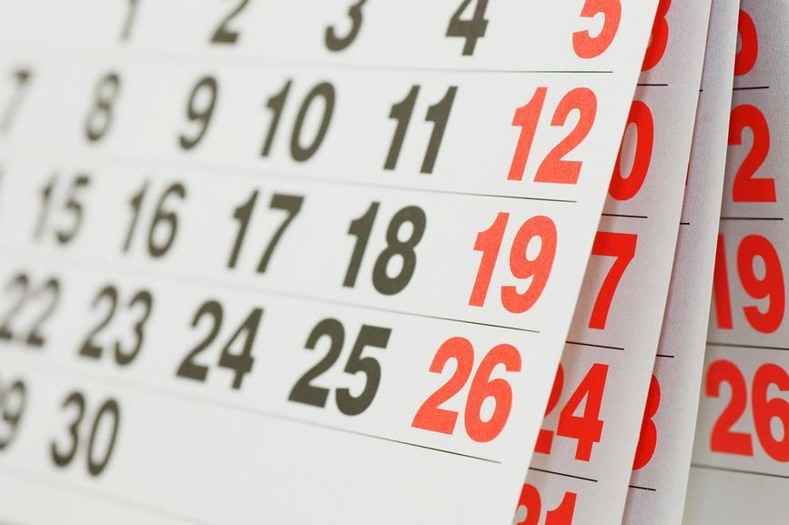 В Минтруда рассказали, сколько в 2019 году будет выходных дней