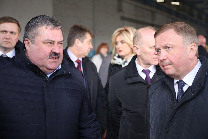 СК задержал гендиректора холдинга «Лидсельмаш»
