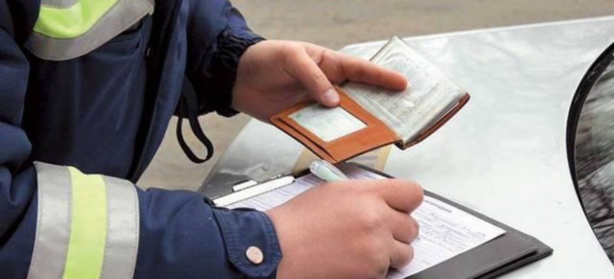 В России будут штрафовать белорусов на авто с белорусскими номерами