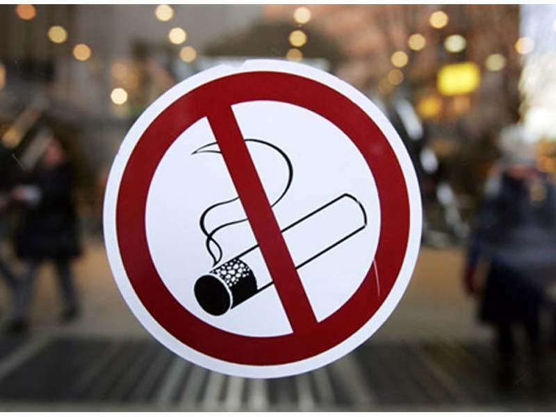 Минздрав Беларуси установил образец знака о запрете курения