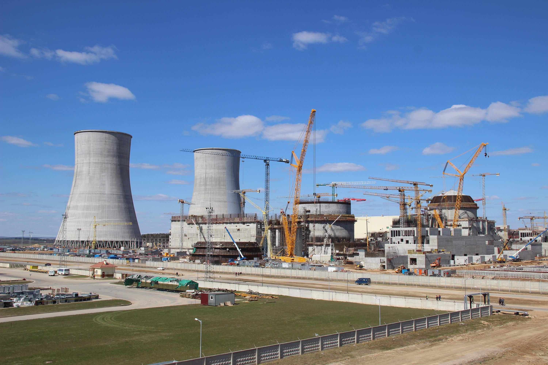 БелАЭС полностью введут в эксплуатацию в 2022 году