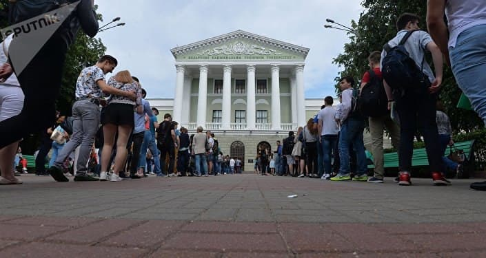 В Беларуси установлены минимальные проходные баллы по ЦТ в 2021 году