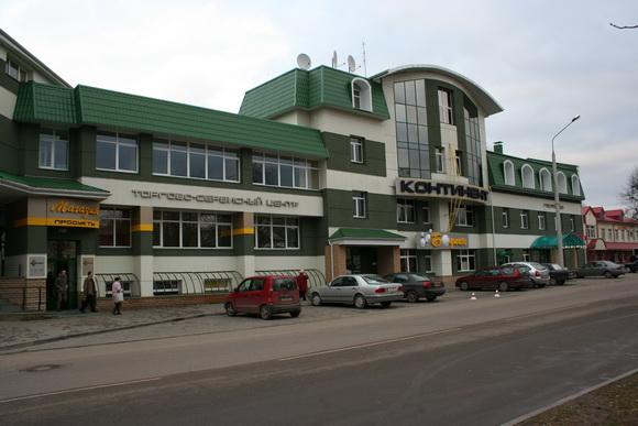 Гостиница «Континент»