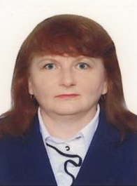 Юч Ирина Ивановна