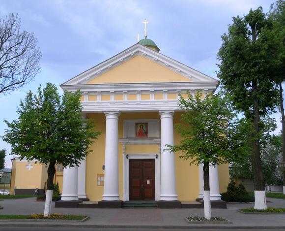 Кафедральный собор Святого Михаила Архангела
