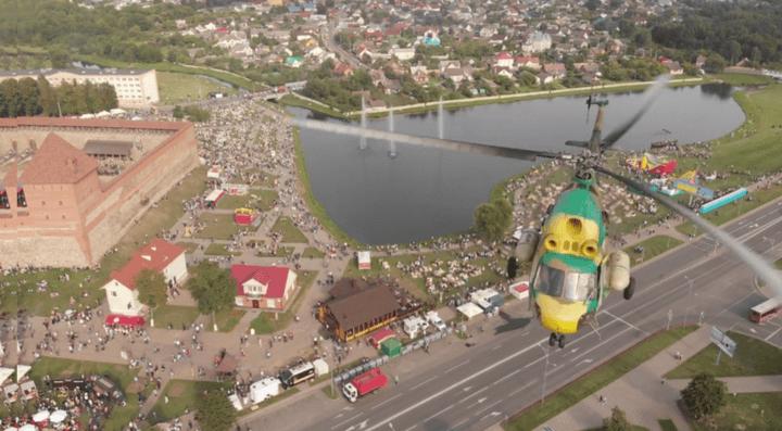 Во время LIDBEER 2018 чуть не произошла авиакатастрофа