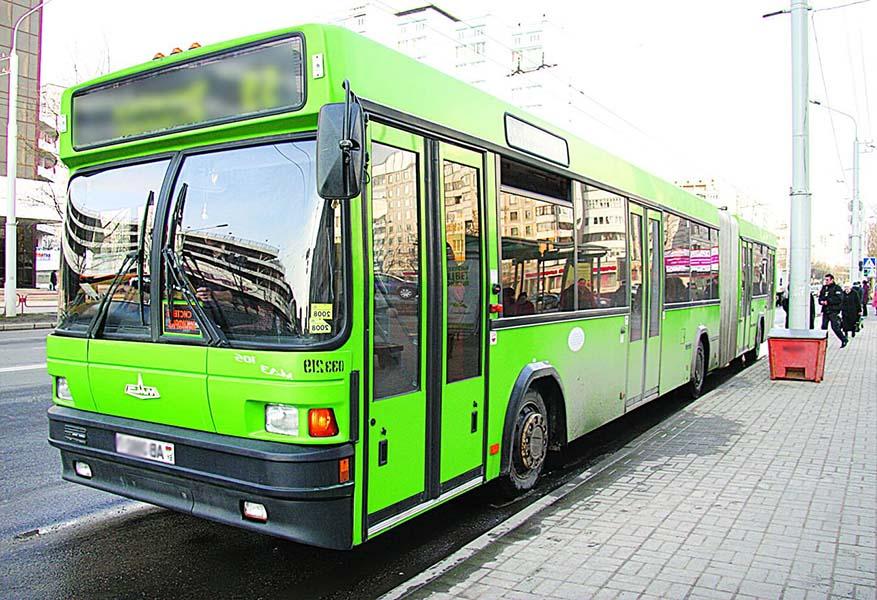 Городской автобусный маршрут № 4 продлён до Южного городка