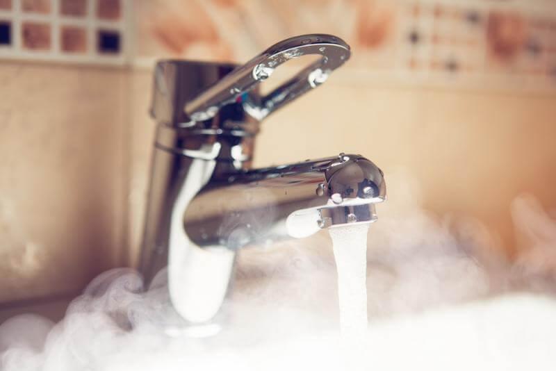 График отключения горячей воды в Лиде в 2018 году