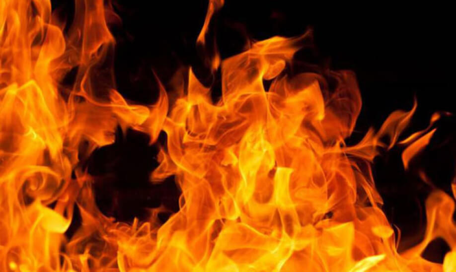 Мужчина погиб на пожаре в Бискупцах Лидского района