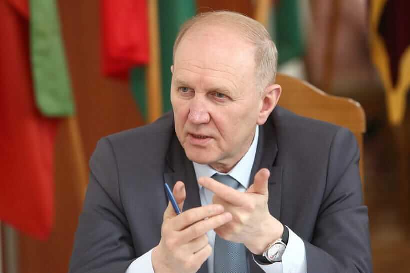 Председатель Гродненского облисполкома провел прием в Березовке