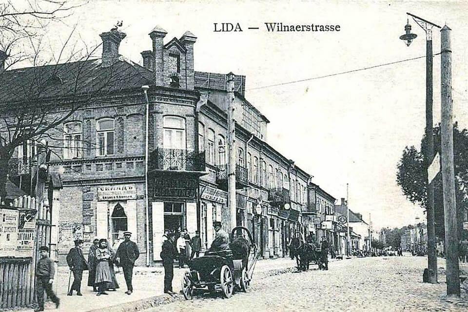 Тайны улицы Советской в Лиде: Своя «Американка», Фарный костел с соломенной крышей и казино