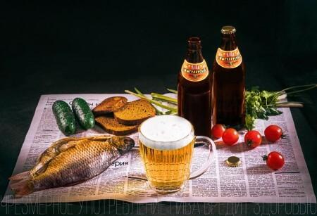 Лидское пиво выпускает