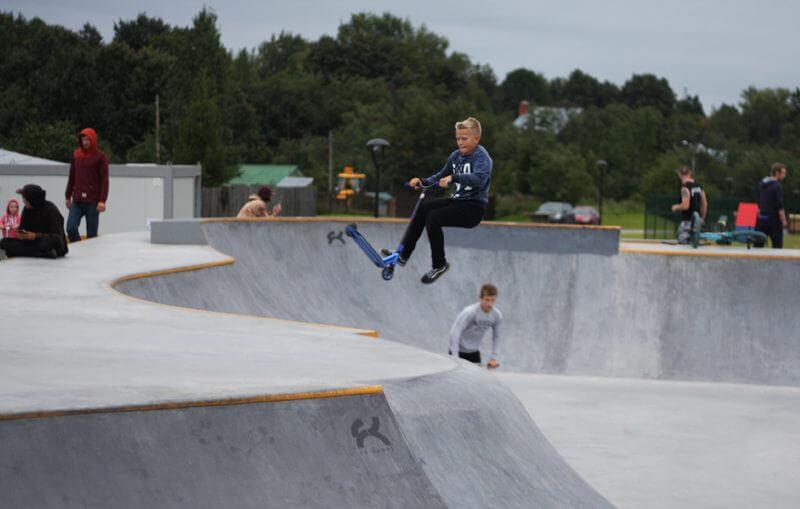 В Лиде построят скейт-парк