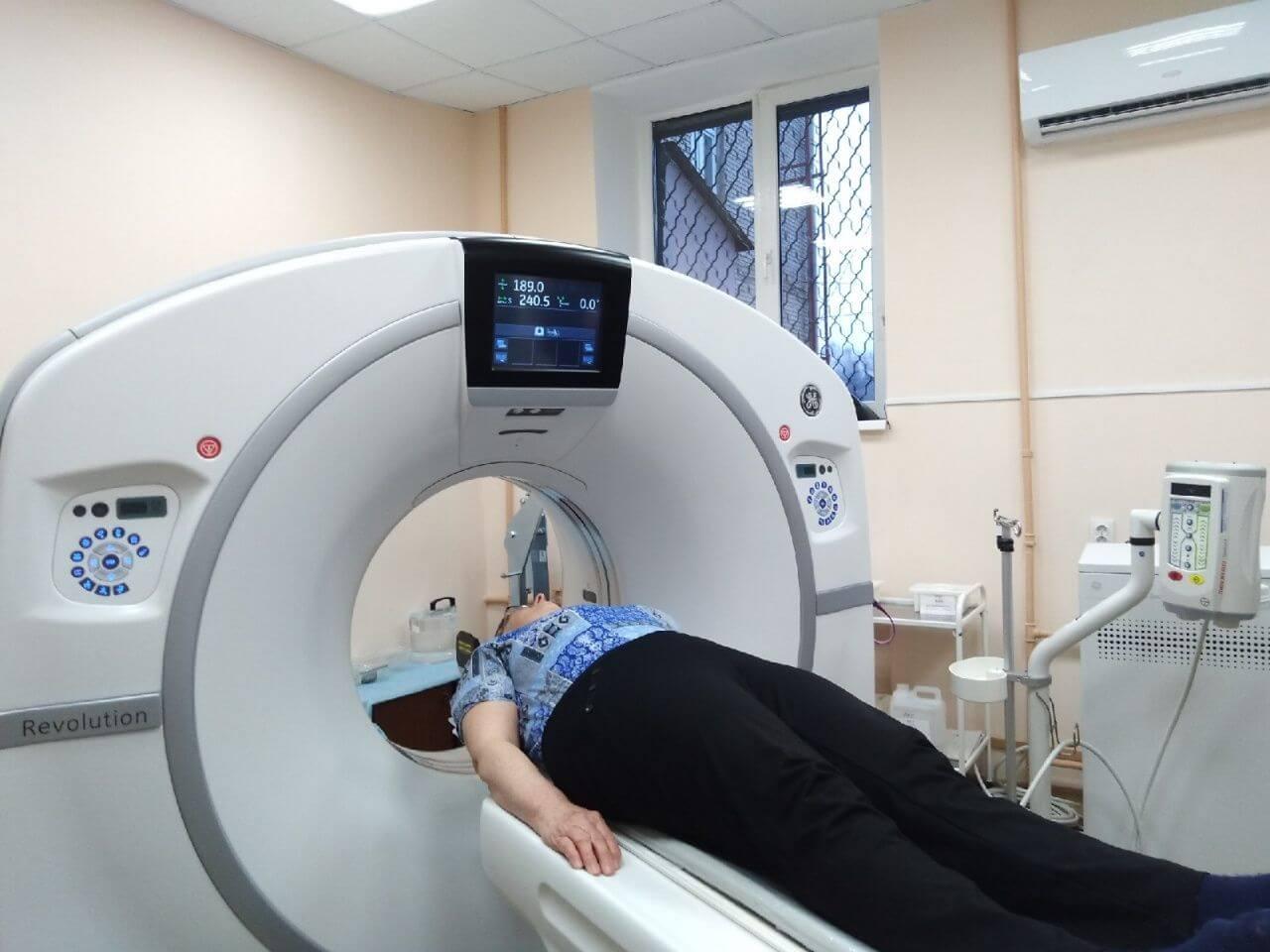 В Лидскую ЦРБ поставят компьютерный томограф