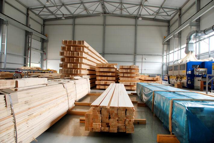 Австрийская компания может построить в Лидском районе деревообрабатывающий завод