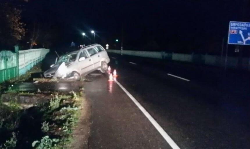 ГАИ оштрафовала водителя за ремень, а через полчаса он попал в ДТП