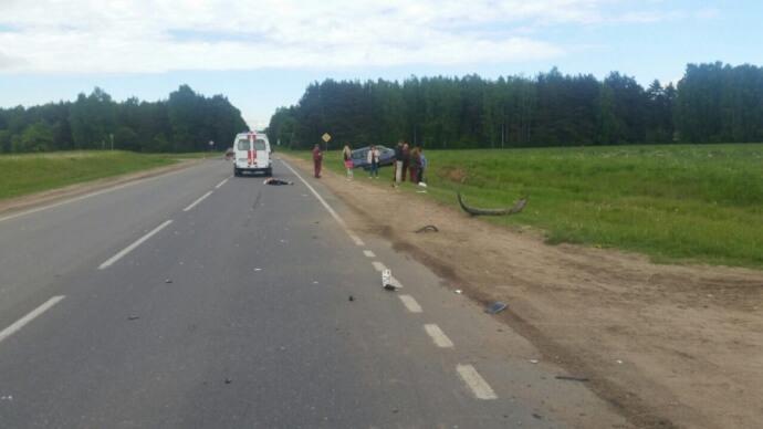 В Лиде вынесли приговор пьяному водителю сбившему велосипедистку