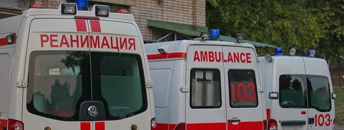 В Березовке пациент избил фельдшеров «скорой»