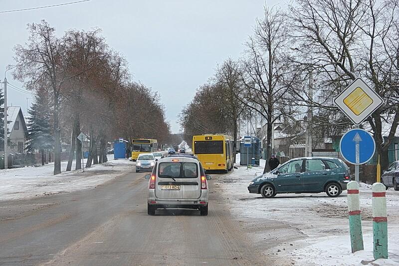 В Лиде предлагают вернуть историческое название улицы Свердлова / Фото: pvlida.by