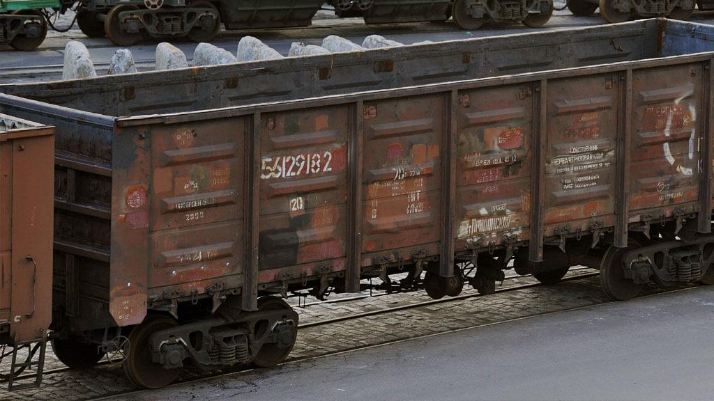 В Лиде грузовой поезд сбил девушку