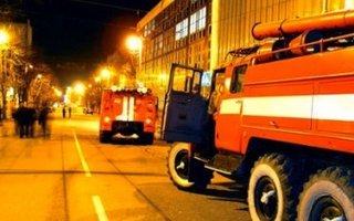 Пожар в Лиде: из общежития эвакуировали более 60 человек