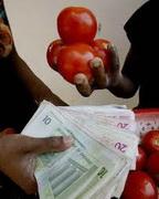 Белорусские овощи стоят дороже заморских апельсинов и бананов