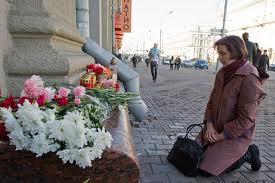 В Беларуси почтили память жертв теракта 11 апреля в Минске