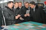 В Лиде заработал завод по изготовлению металлотканых сеток