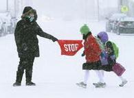Ученики 169 школ Гродненской области из-за морозов ушли на каникулы