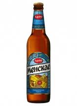 «Лидское пиво» выпустила второй сорт из серии Менскае