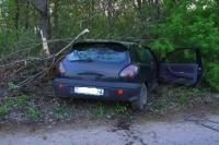 В Лиде погиб водитель, не пристегнутый ремнем безопасности
